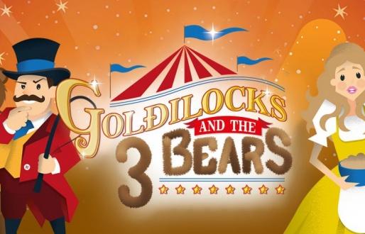 Goldilocks and The Three Bears Summer Pantomime